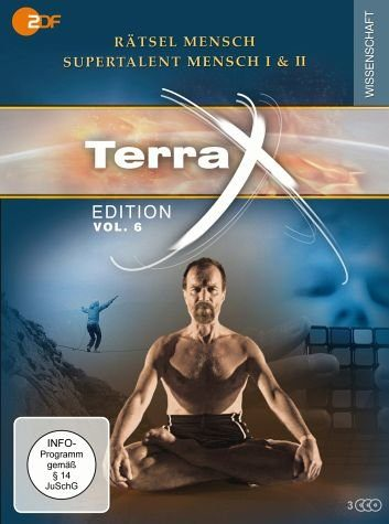 DVD »Terra X - Edition Vol. 6 (3 Discs)«