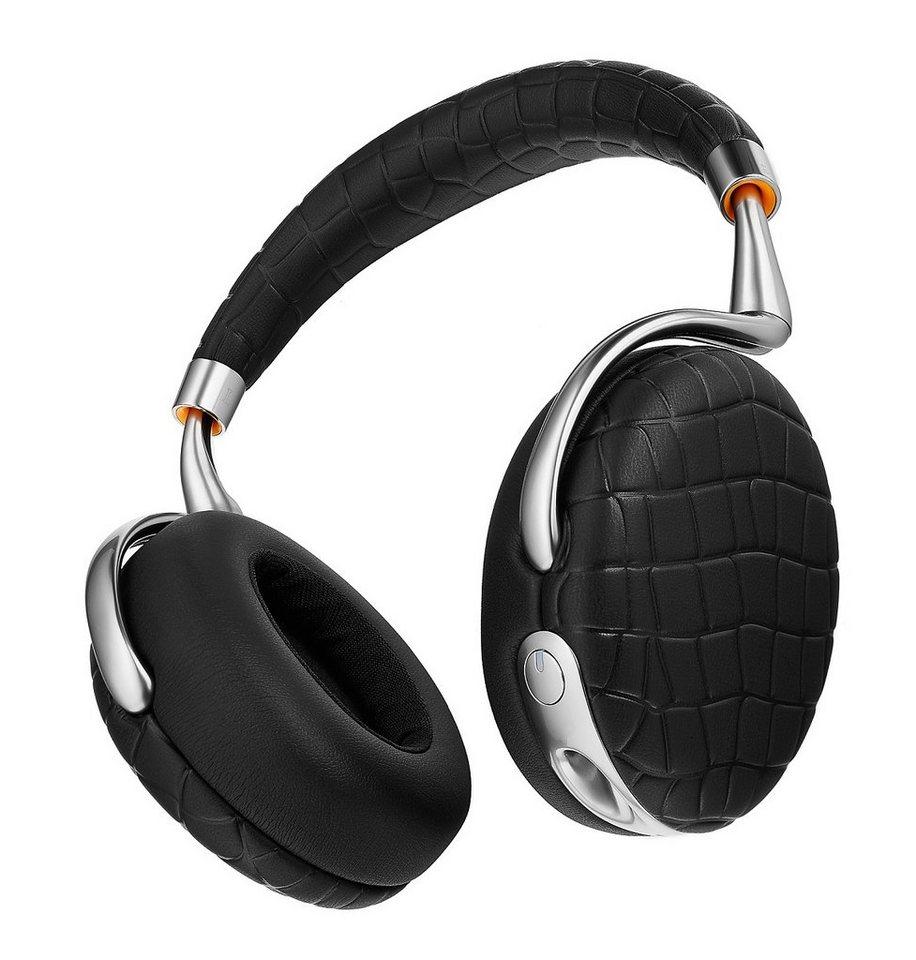 Parrot Audio Suite Bluetooth Kopfhörer mit Kroko-Effekt »Parrot Zik 3 by Philippe Starck« in kroko-schwarz
