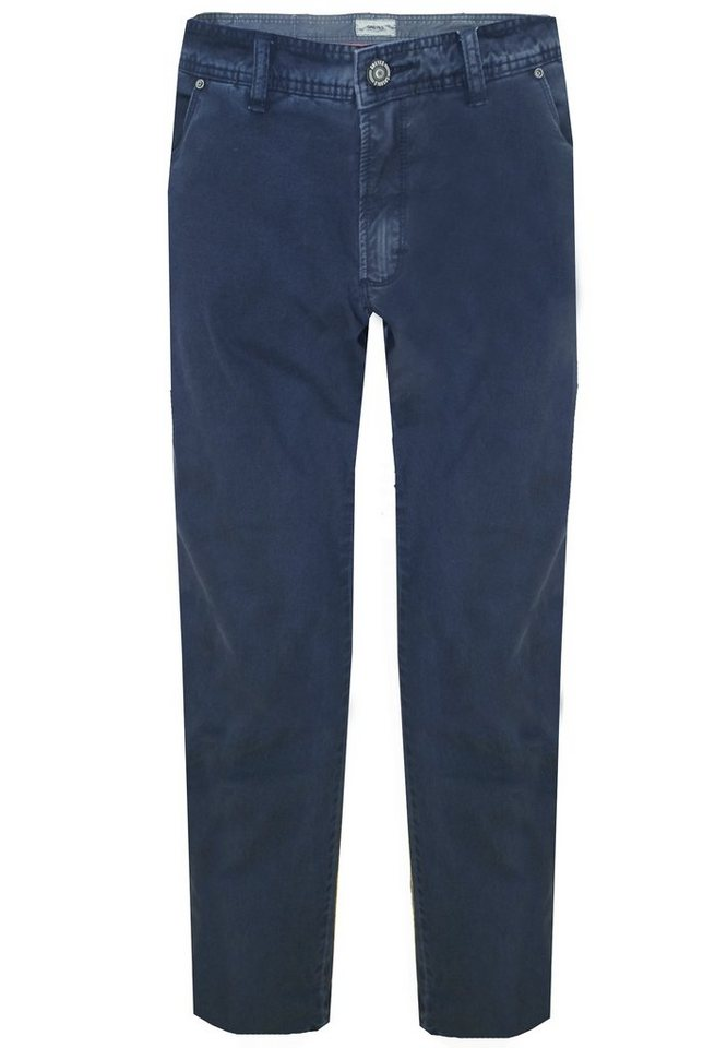 "greyes Chino 35"" in Blau"