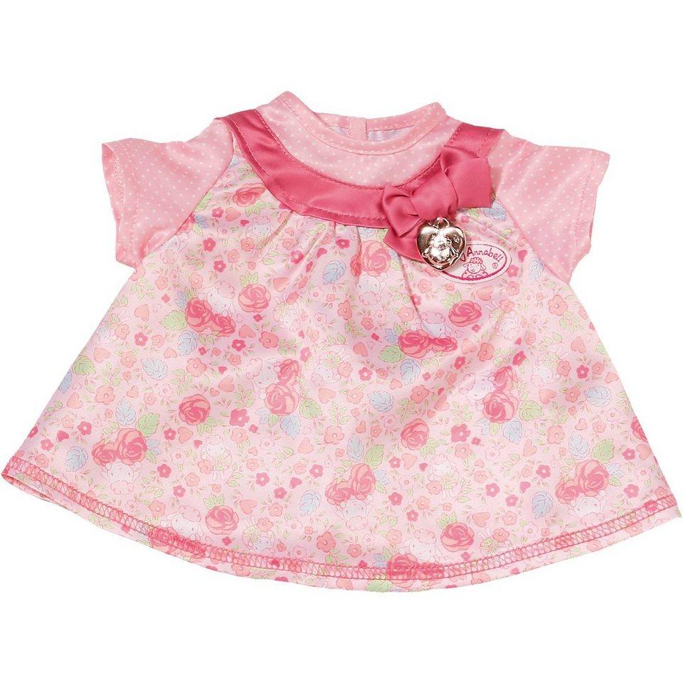 Zapf Creation Baby Annabell® Kleid, rosa