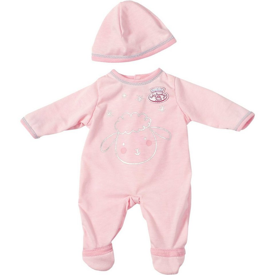 Zapf Creation my first Baby Annabell® Nachtoutfit, 36 cm