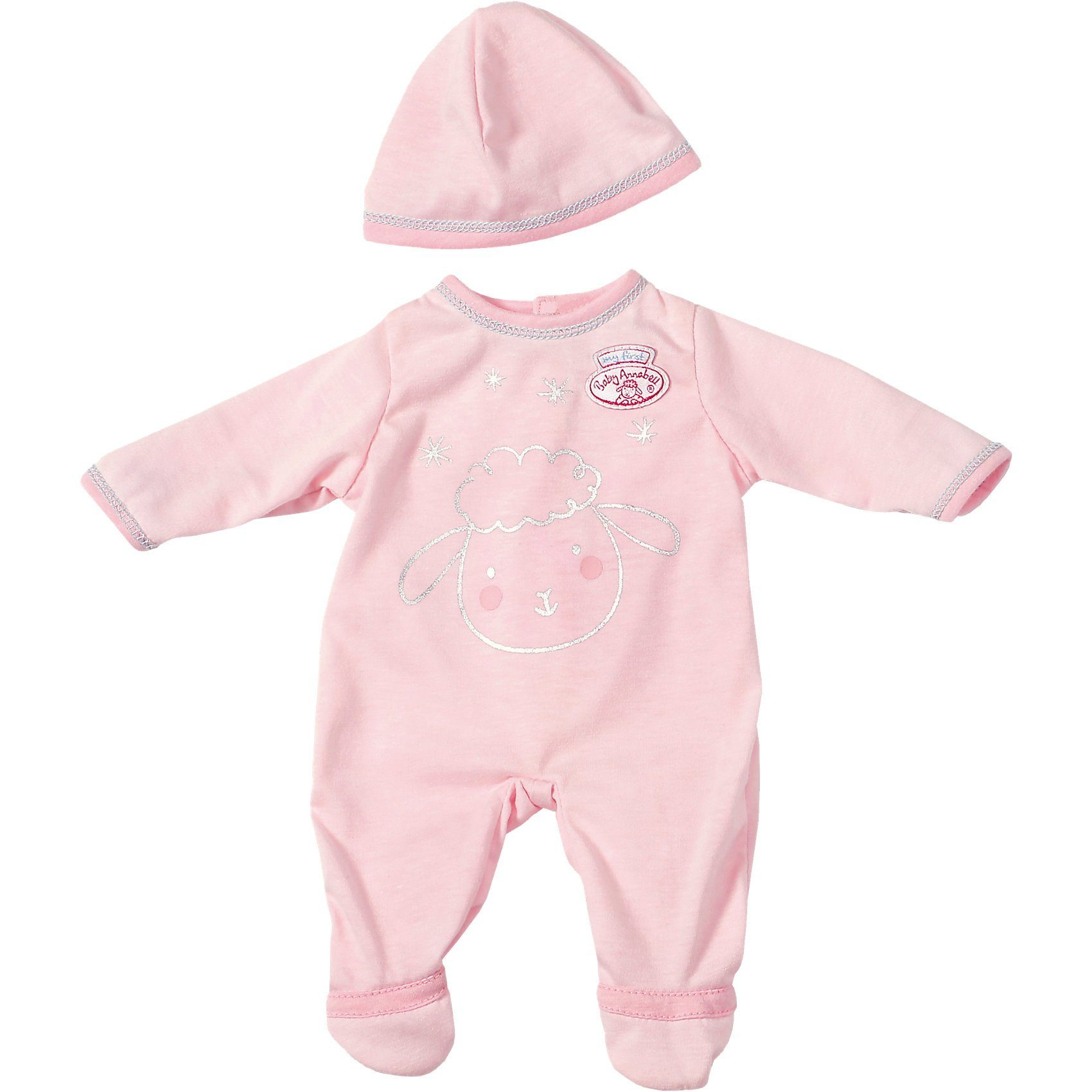 Zapf Creation my first Baby Annabell® Puppenkleidung Nachtoutfit, 36 cm