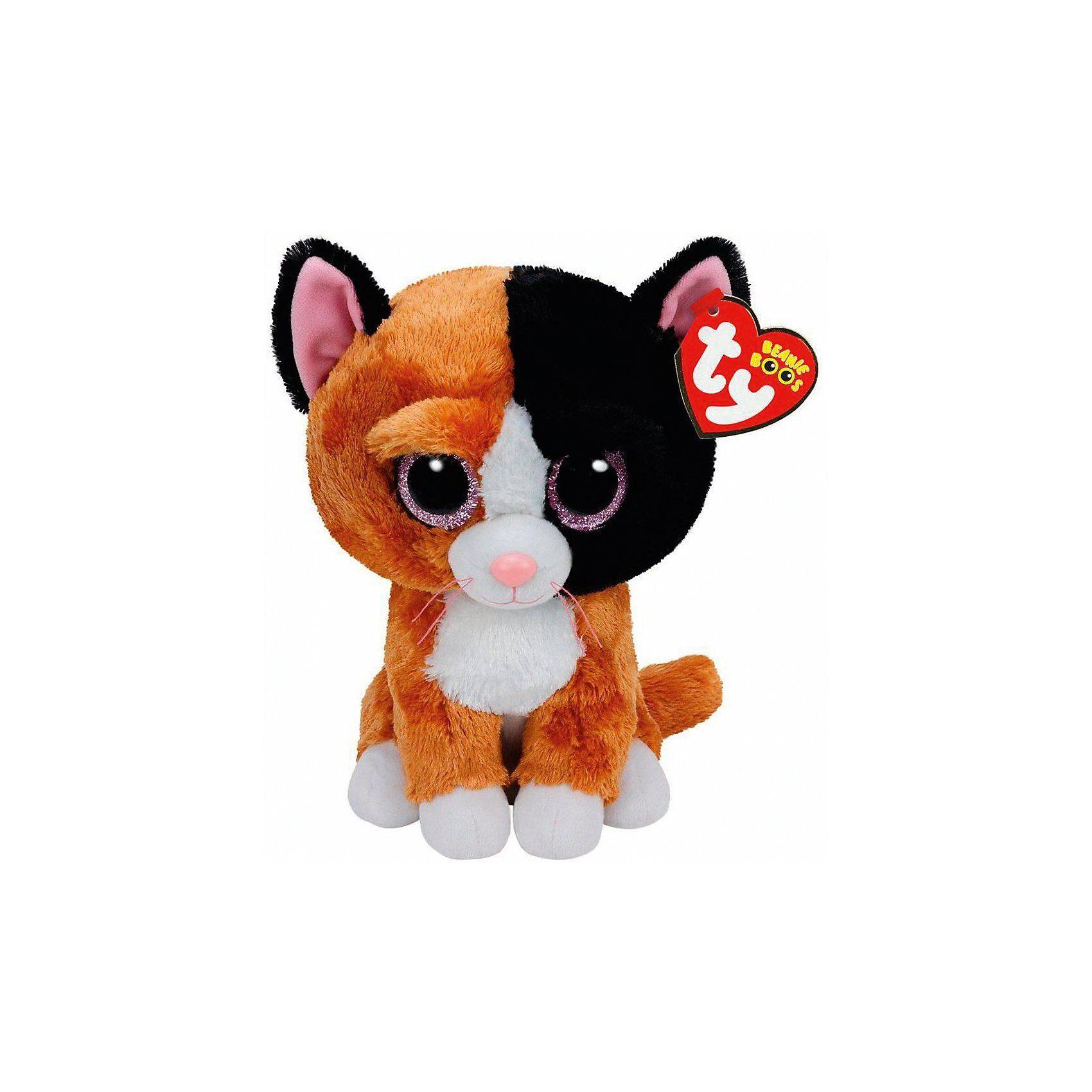 Ty Beanie Boo 15 cm Katze Tauri
