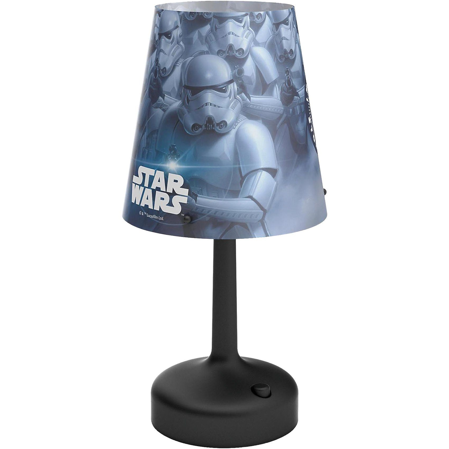 Philips Lighting Tragbare LED Nacht-/Tischleuchte Star Wars Stormtroopers