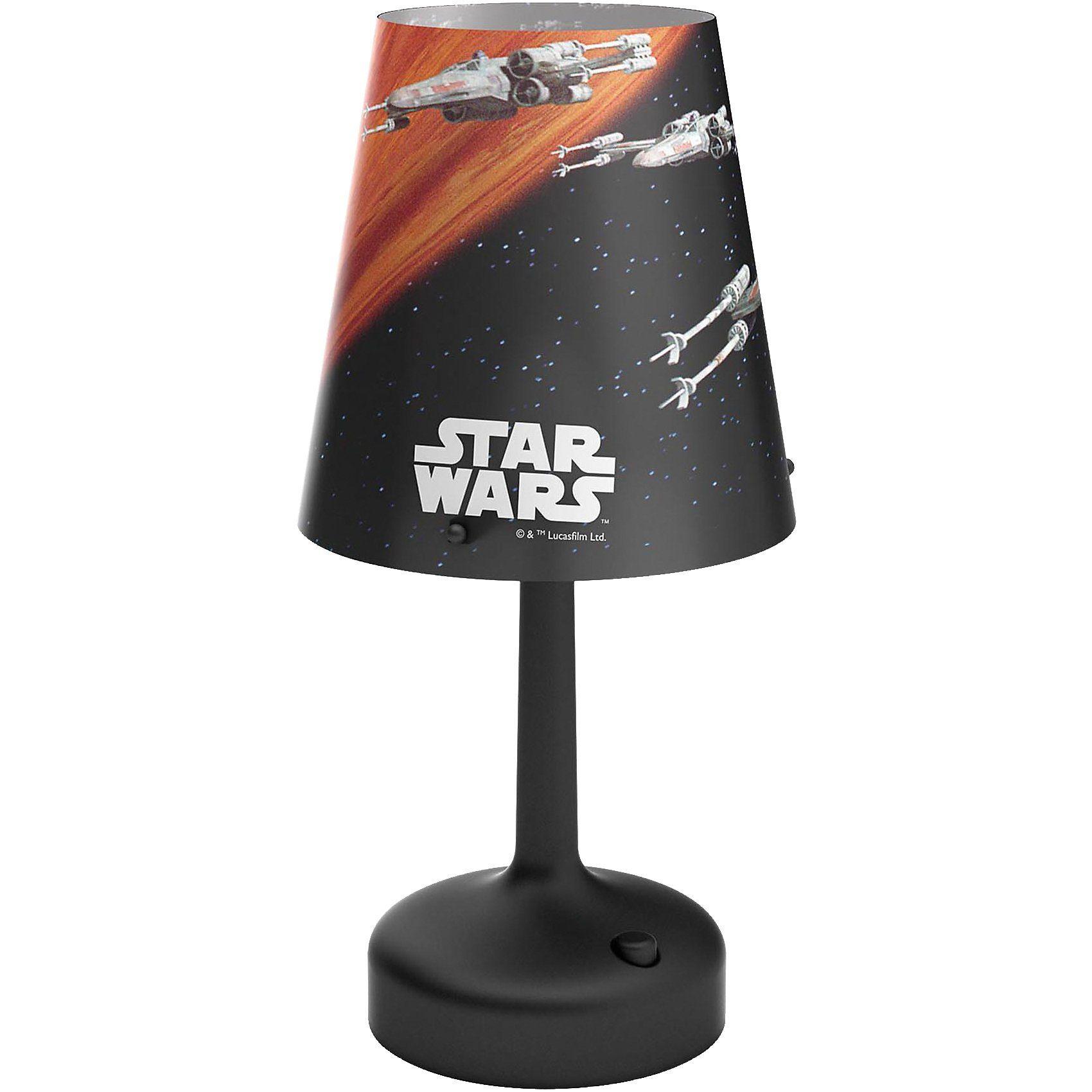Philips Lighting Tragbare LED Nacht-/Tischleuchte Star Wars X-Wing