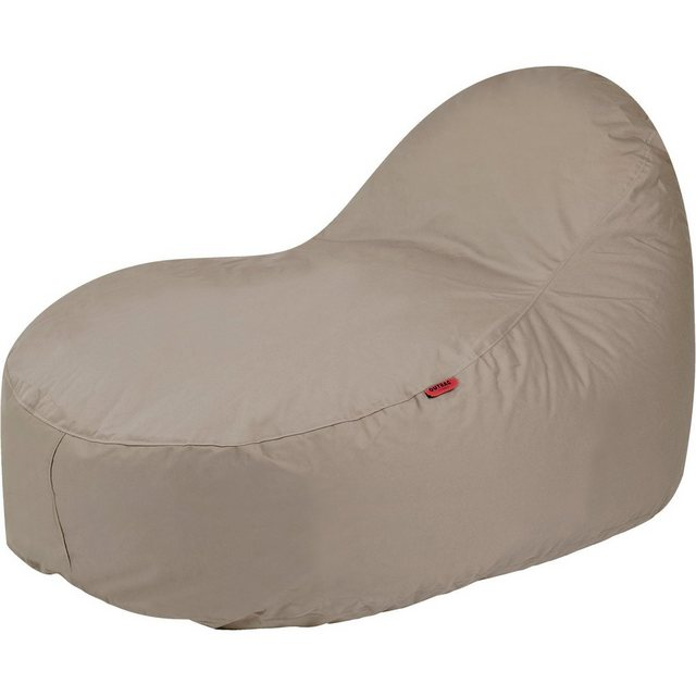 OUTBAG Slope XL Outdoor-Sessel Sitzsack plus mud (taupe)