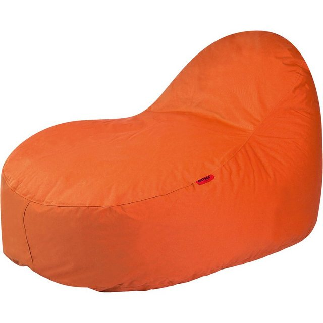 OUTBAG Slope XL Outdoor-Sessel Sitzsack plus orange