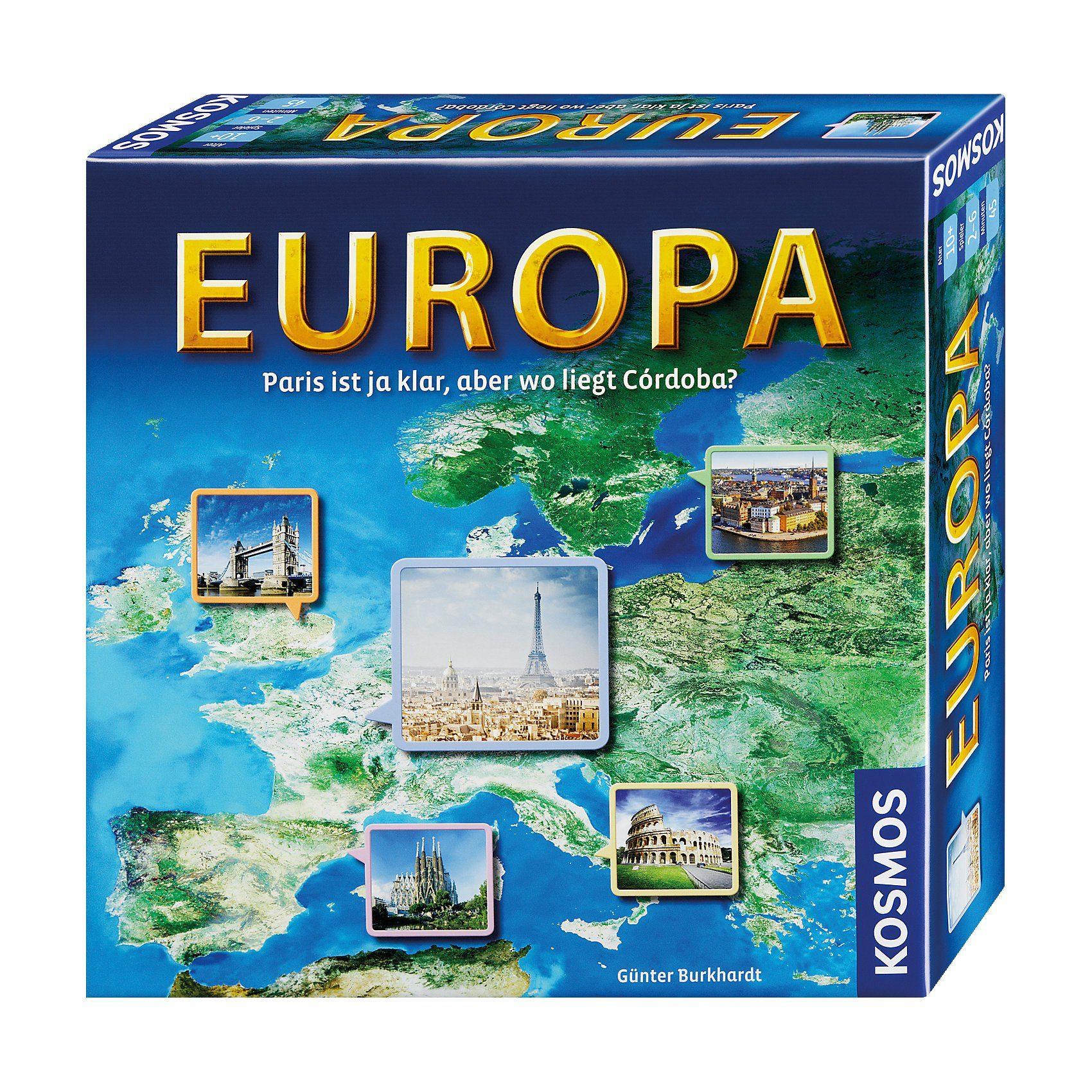 Kosmos Europa (Neuauflage)