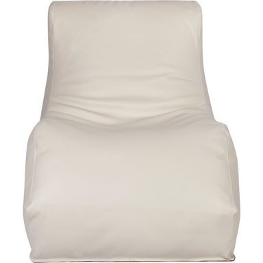 Outdoor-Sitzsack Wave, Skin, kiesel