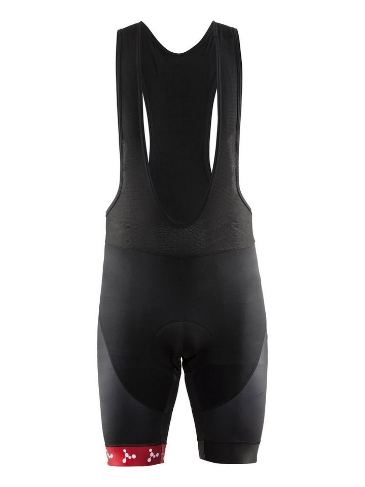 Craft Radhose »Bora-Agron 18 Replica Bib Shorts Men« in schwarz