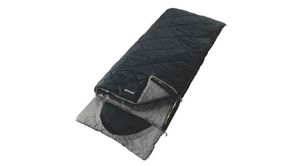 Outwell Schlafsack »Contour Sleeping Bag« in schwarz