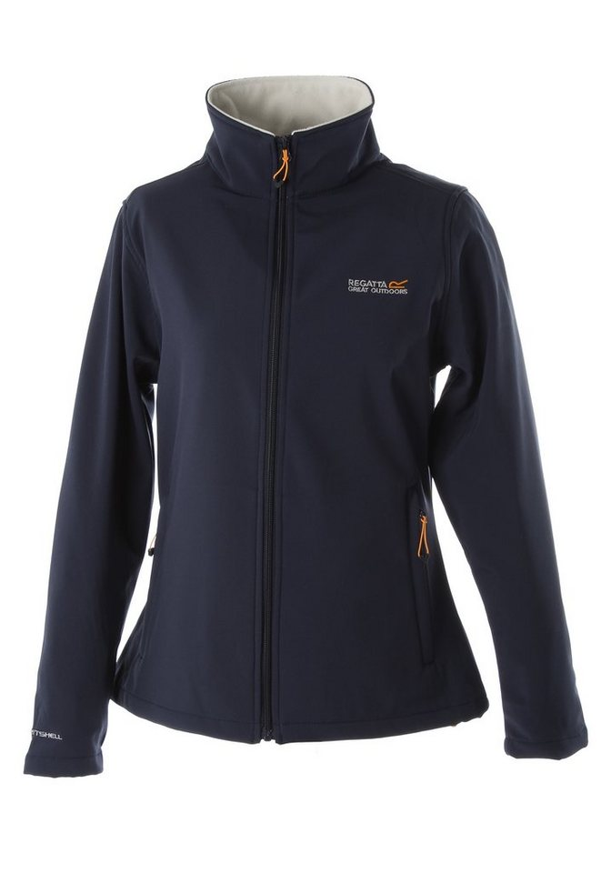 Regatta Softshelljacke »Connie III« in navy
