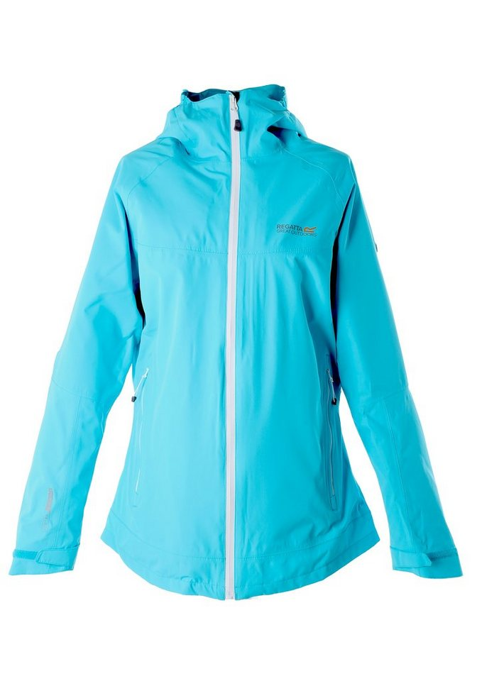 Regatta Jacke »Womens Semita« in atoll blue