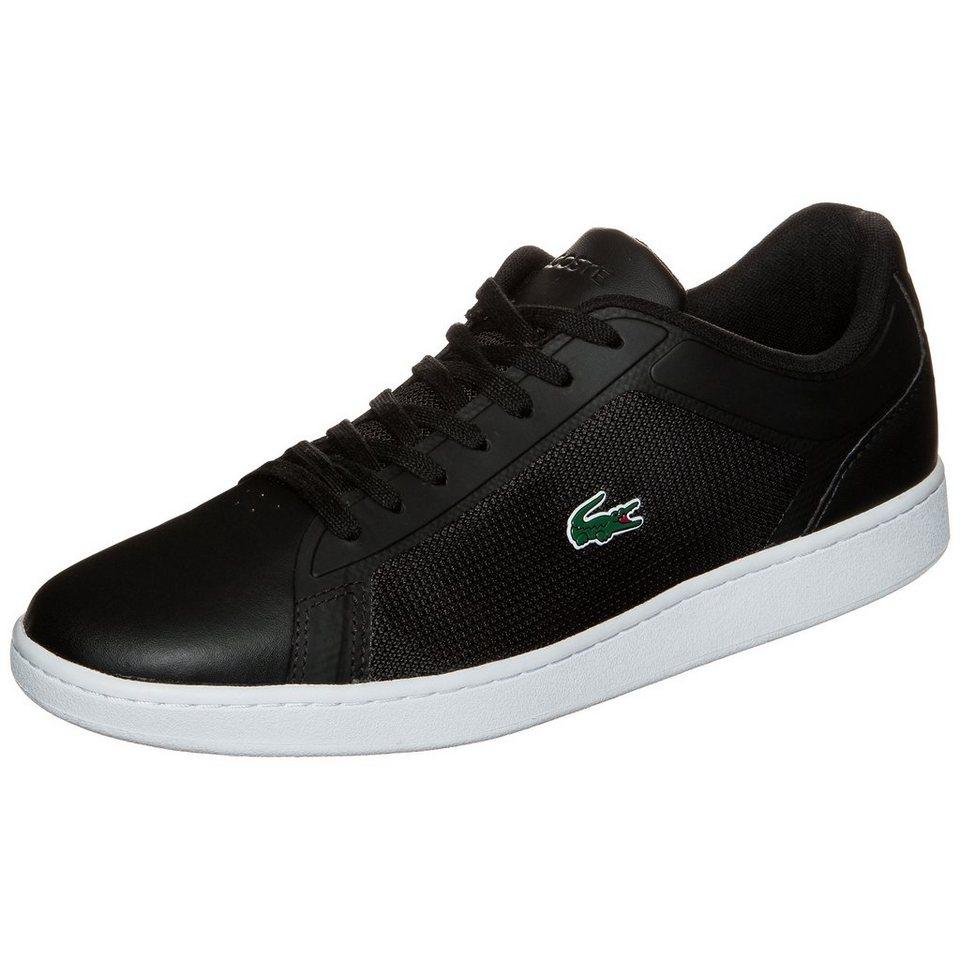 LACOSTE Endliner Sneaker Herren in schwarz