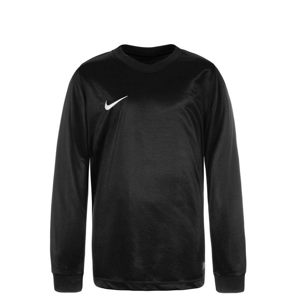 NIKE Park VI Fußballtrikot Kinder in schwarz / weiß