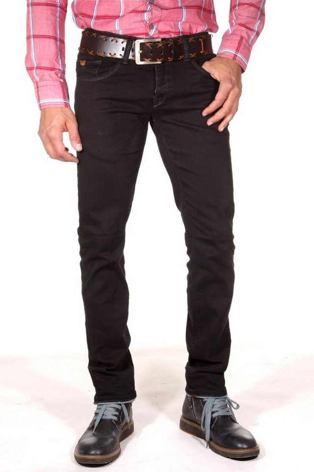 Bright Jeans Jeans slim fit in schwarz