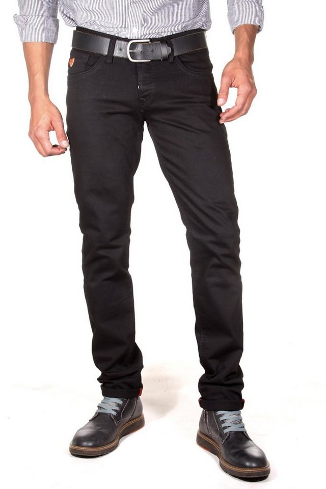 Bright Jeans Jeans slim fit in schwarz