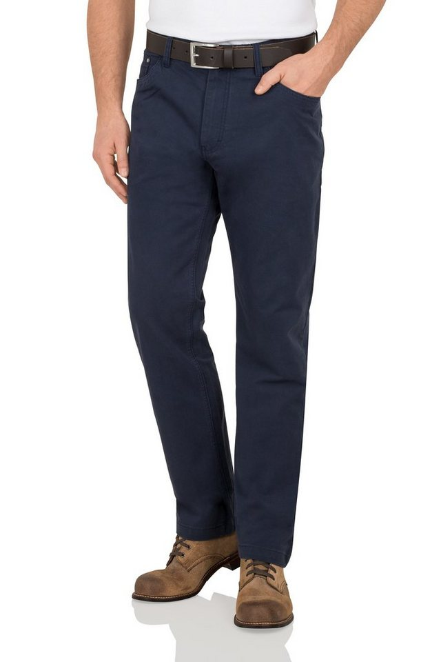 Redpoint Stretch 5-Pocket »Ontario« in blue