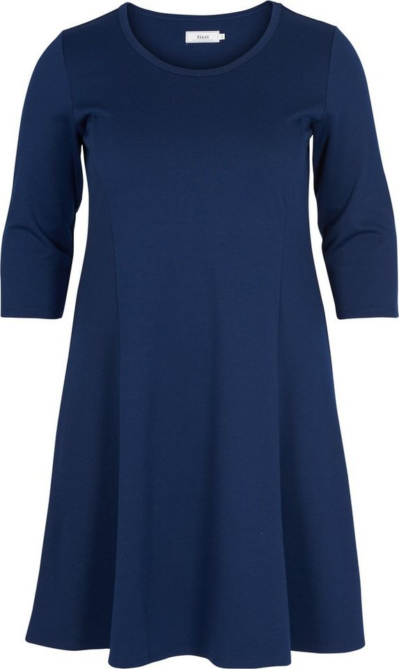 Zizzi Kleid in Dress Blues