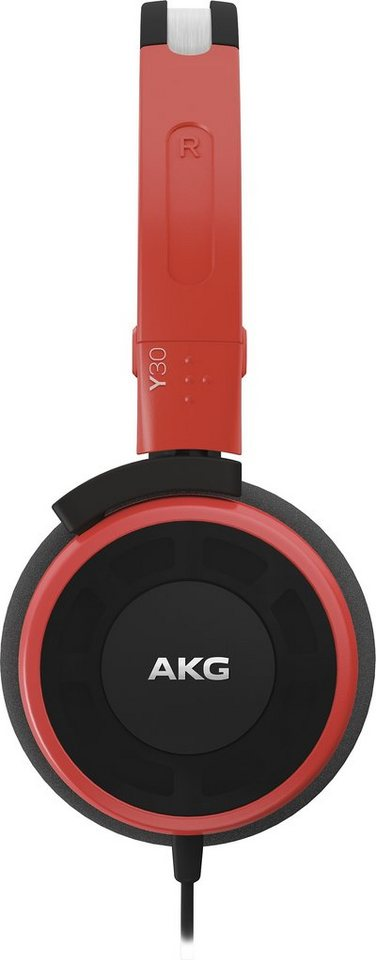 AKG OnEar Kopfhörer »Y 30U« in rot