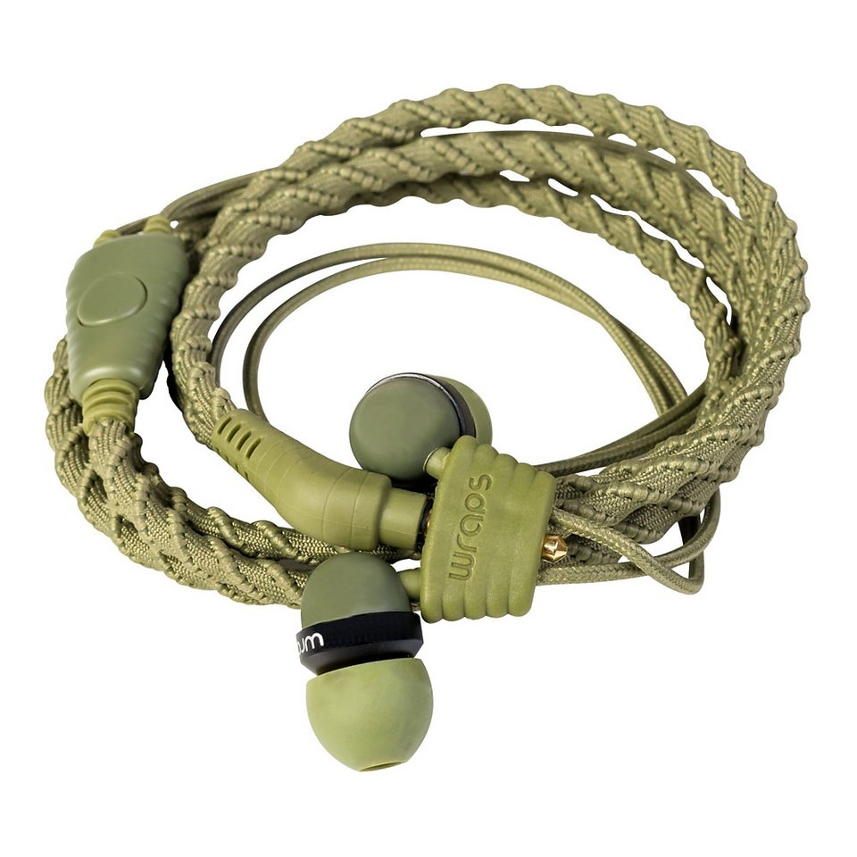 Midbass Headset »TALK Wrap Camo w/Mic« in mehrfarbig