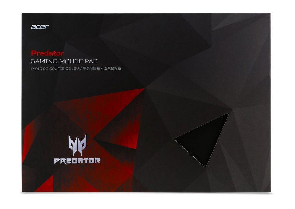 ACER Mousepad »Predator (NP.MSP11.001)« in schwarz