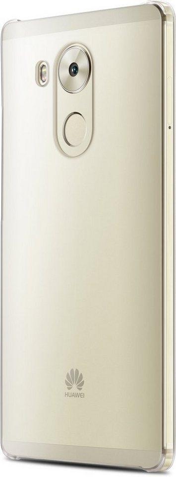 Huawei Handytasche »PC Cover für Mate 8« in Transparent