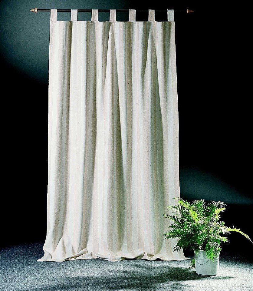 vorhang deko trends magnus mit schlaufen 1 st ck. Black Bedroom Furniture Sets. Home Design Ideas