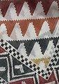 J. Jayz Modetuch mit auffälligem Muster, Bild 3
