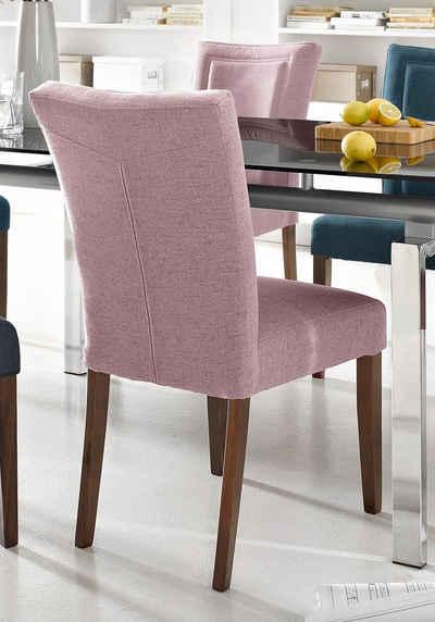 Polsterstuhl rosa bestseller shop f r m bel und einrichtungen - Polsterstuhl esszimmer ...
