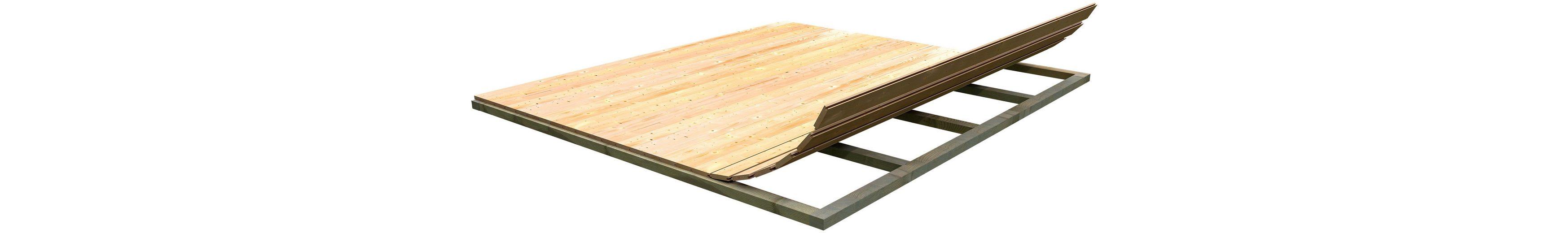 Fußboden für Gartenhäuser »(BxT: 300 x 250 cm)«