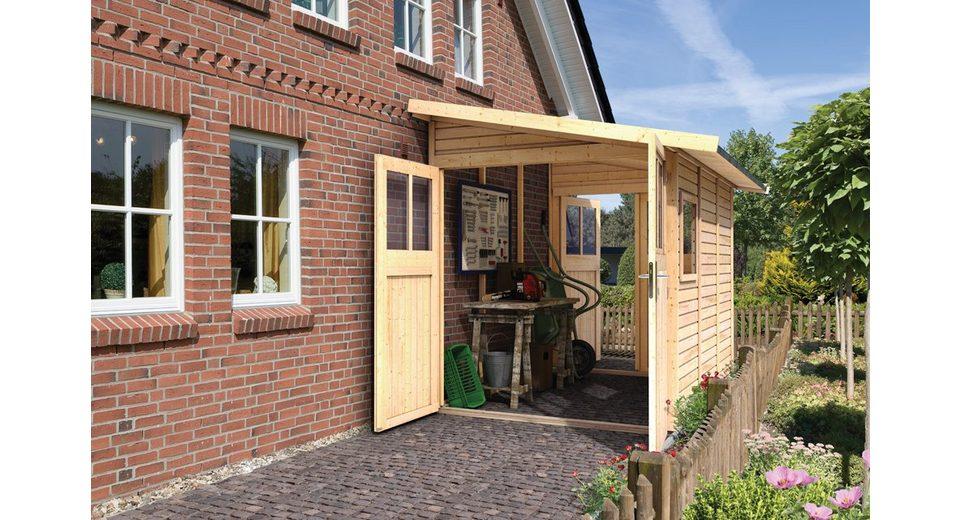 Gartenhaus »Bomlitz 3«, BxT: 238x268 cm