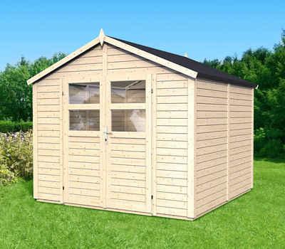 Holz-Gartenhaus online kaufen » Holzhaus | OTTO