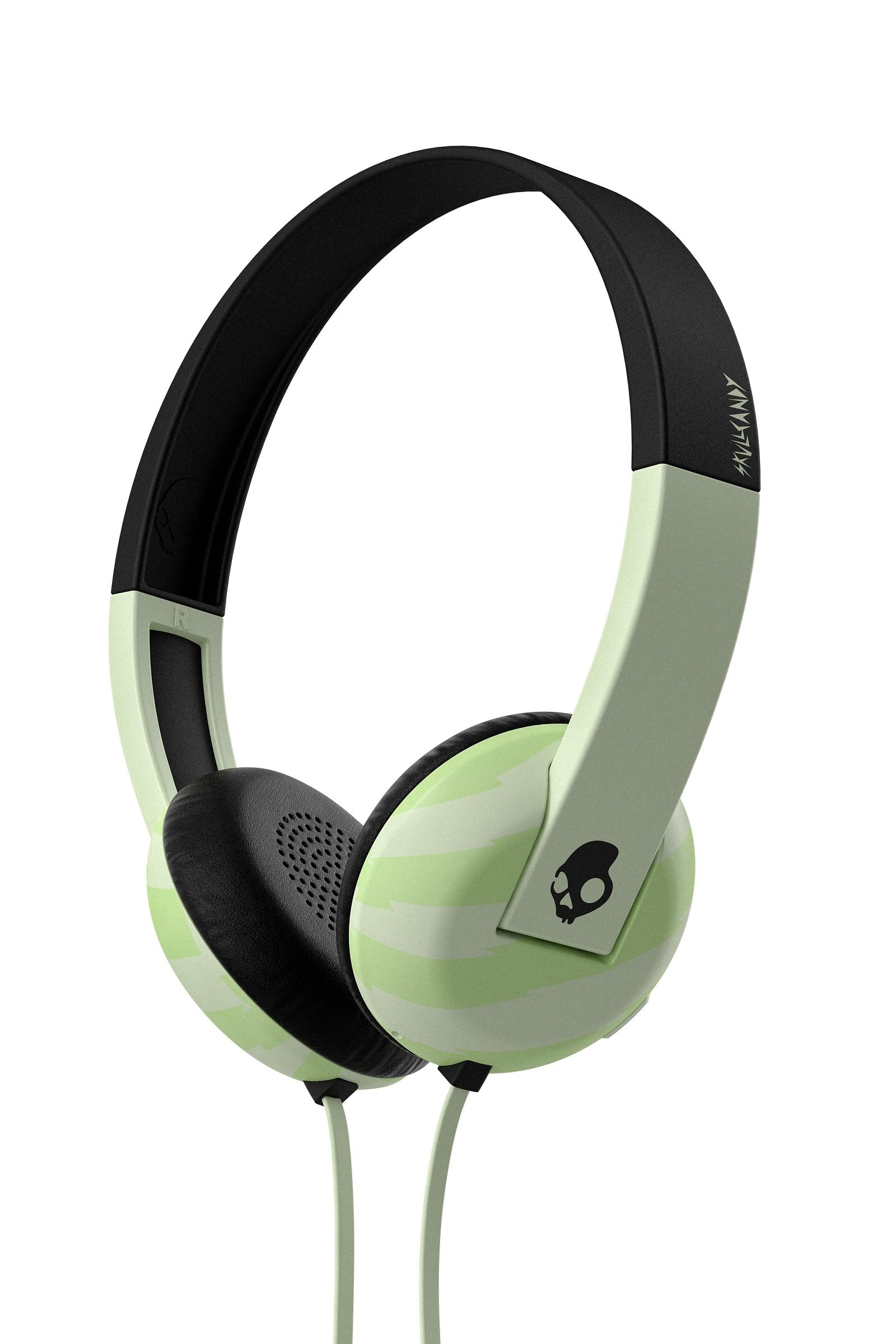 Skullcandy Headset »UPROAR ON-EAR W/TAP TECH LOCALS ONLY/GITD/BLACK«