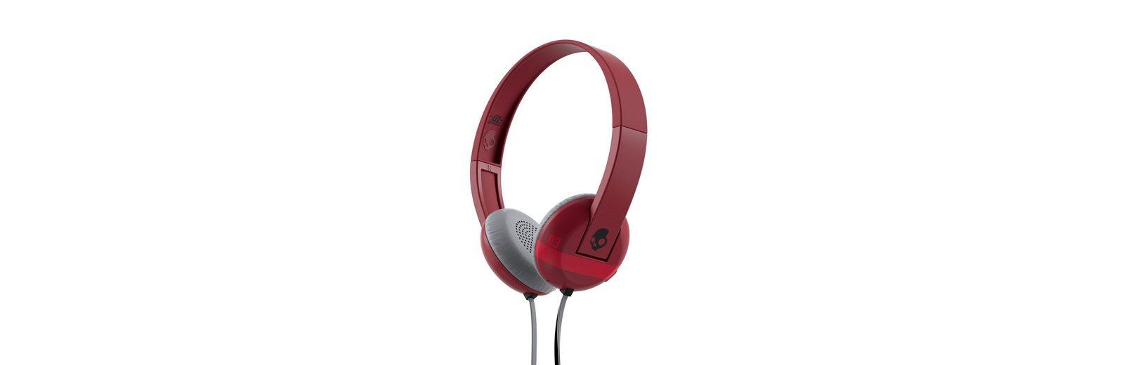 Skullcandy Headset »UPROAR ON-EAR W/TAP TECH ILL FAMED/RED/BLACK«