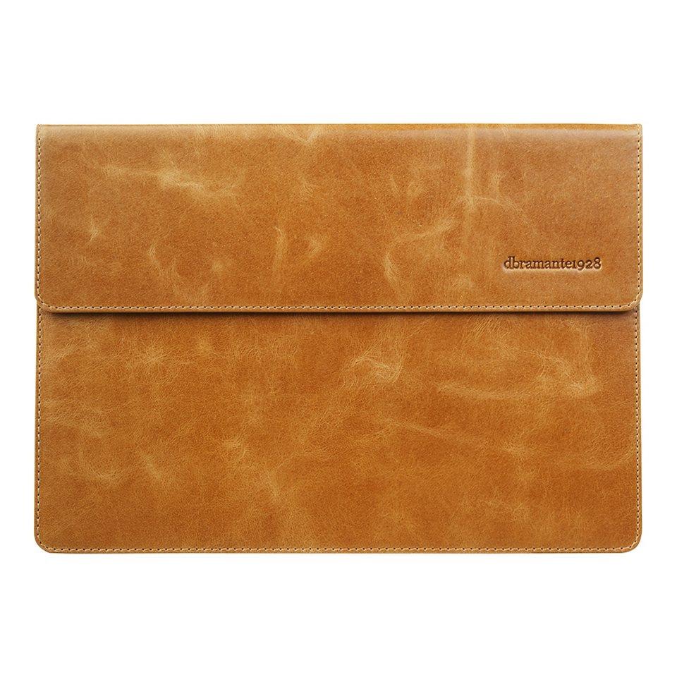 "dbramante1928 LederCase »Lyngby Universal Tablet 10"" Golden Tan« in braun"