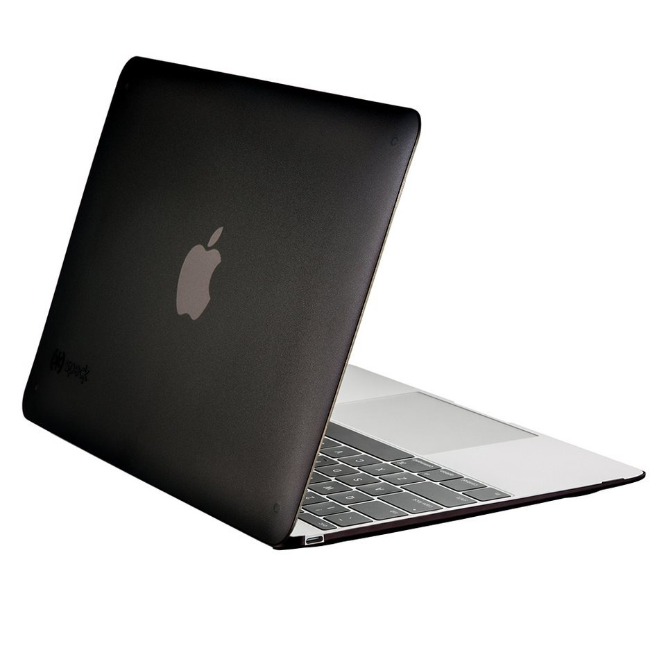 "Speck HardCase »SeeThru MacBook 12"" Black Matte« in schwarz"