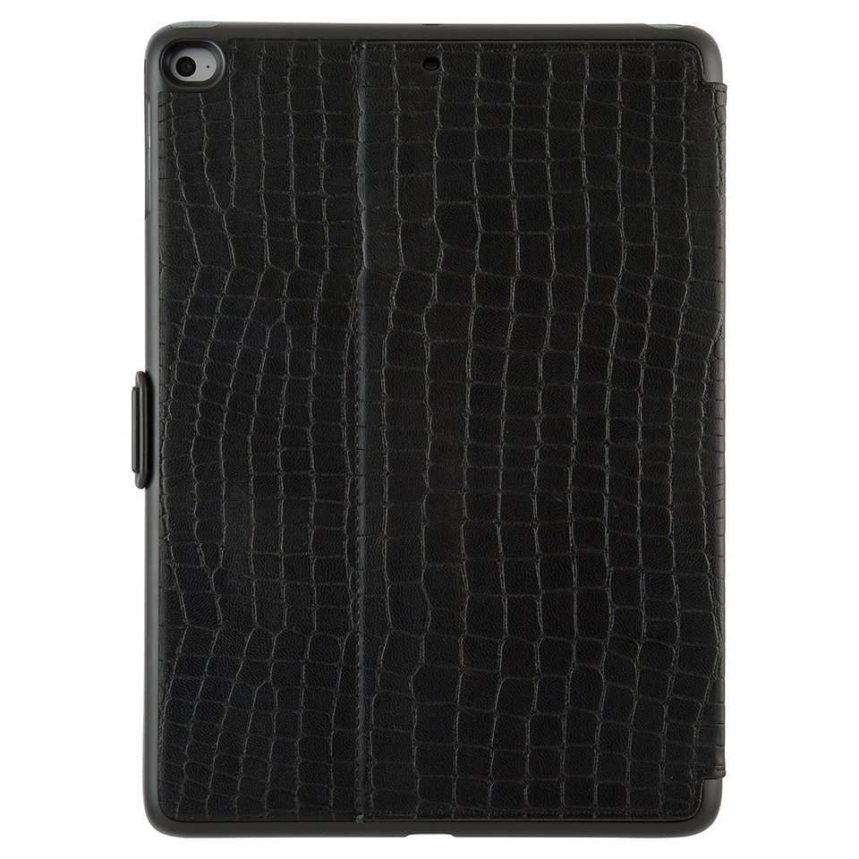 Speck HardCase »StyleFolio iPad Air (1/2) Luxe Faux Snake Black/Ni« in schwarz