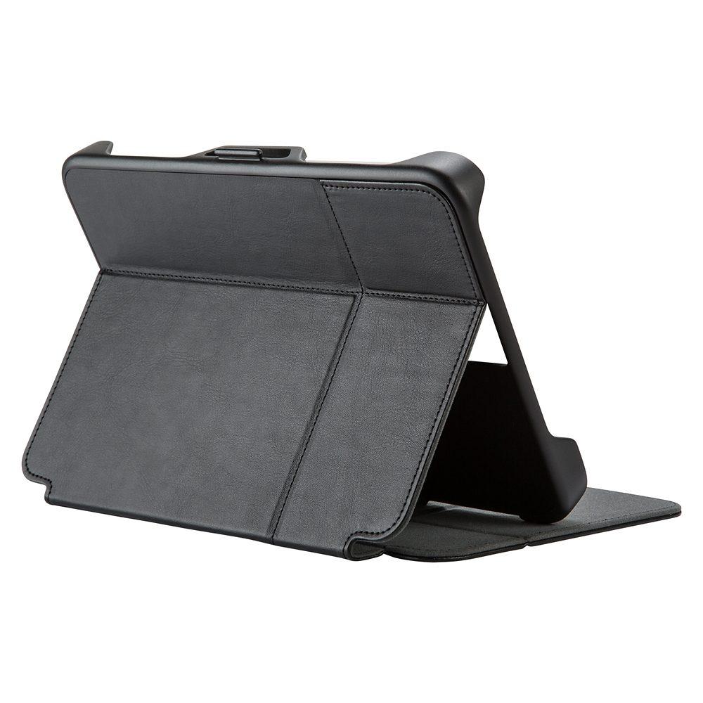 "Speck HardCase »StyleFolio FLEX Universal Tablet 7-8.5"" Black/Slat«"