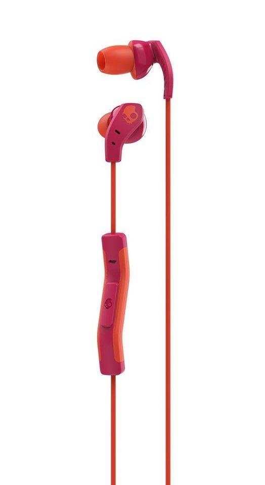 Skullcandy Headset »METHOD IN-EAR W/MIC 1 WOMENS PINK/ORANGE/ORANGE« in pink