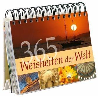 Broschiertes Buch »365 Weisheiten der Welt«