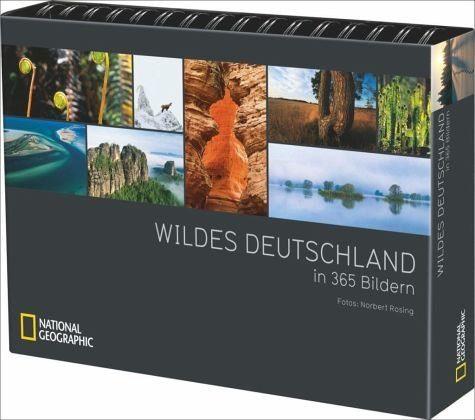Box »Wildes Deutschland in 365 Bildern«