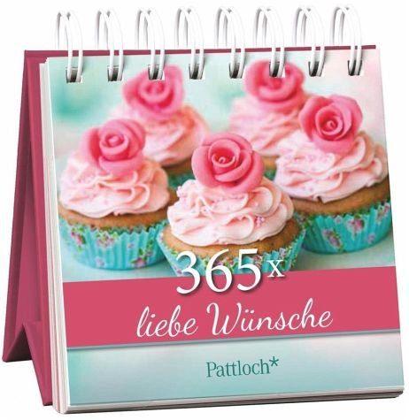 Kalender »365 x liebe Wünsche«