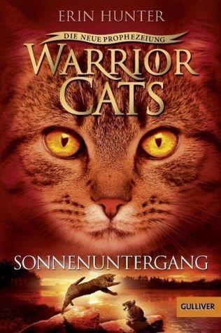 Broschiertes Buch »Sonnenuntergang / Warrior Cats Staffel 2 Bd.6«