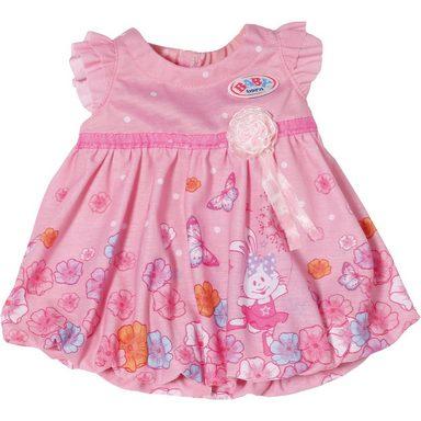 Zapf Creation® BABY born® Puppenkleidung Kleid mit Blumenprint, 43 cm
