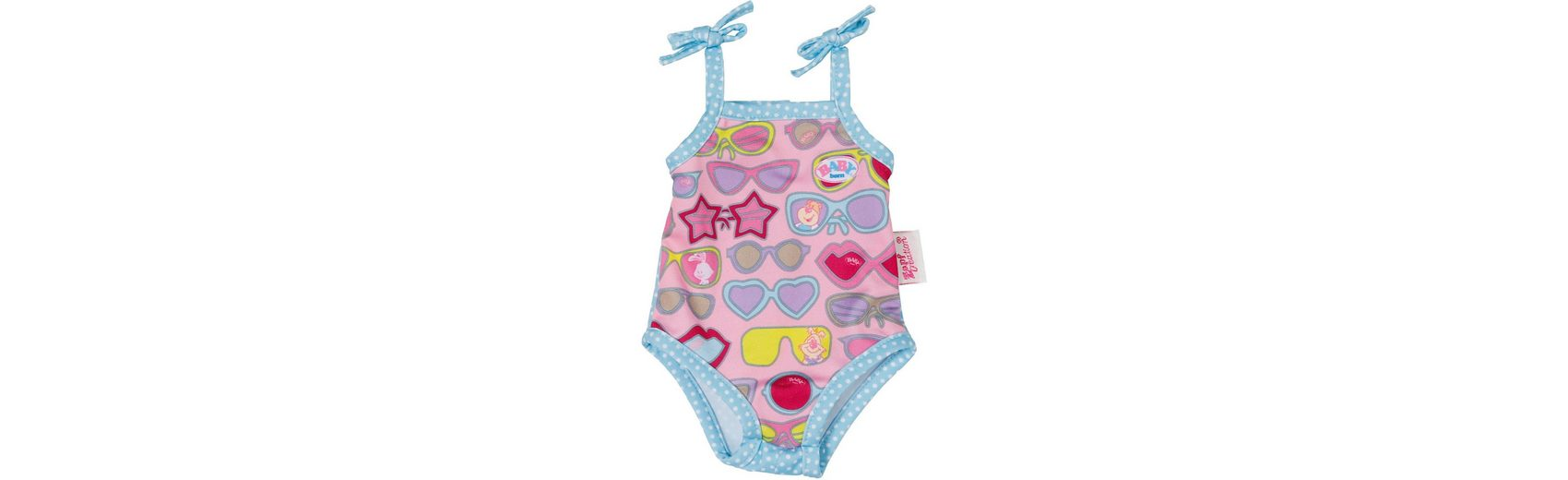 Zapf Creation BABY born® Badeanzug Kollektion Rosa, Gr. 43