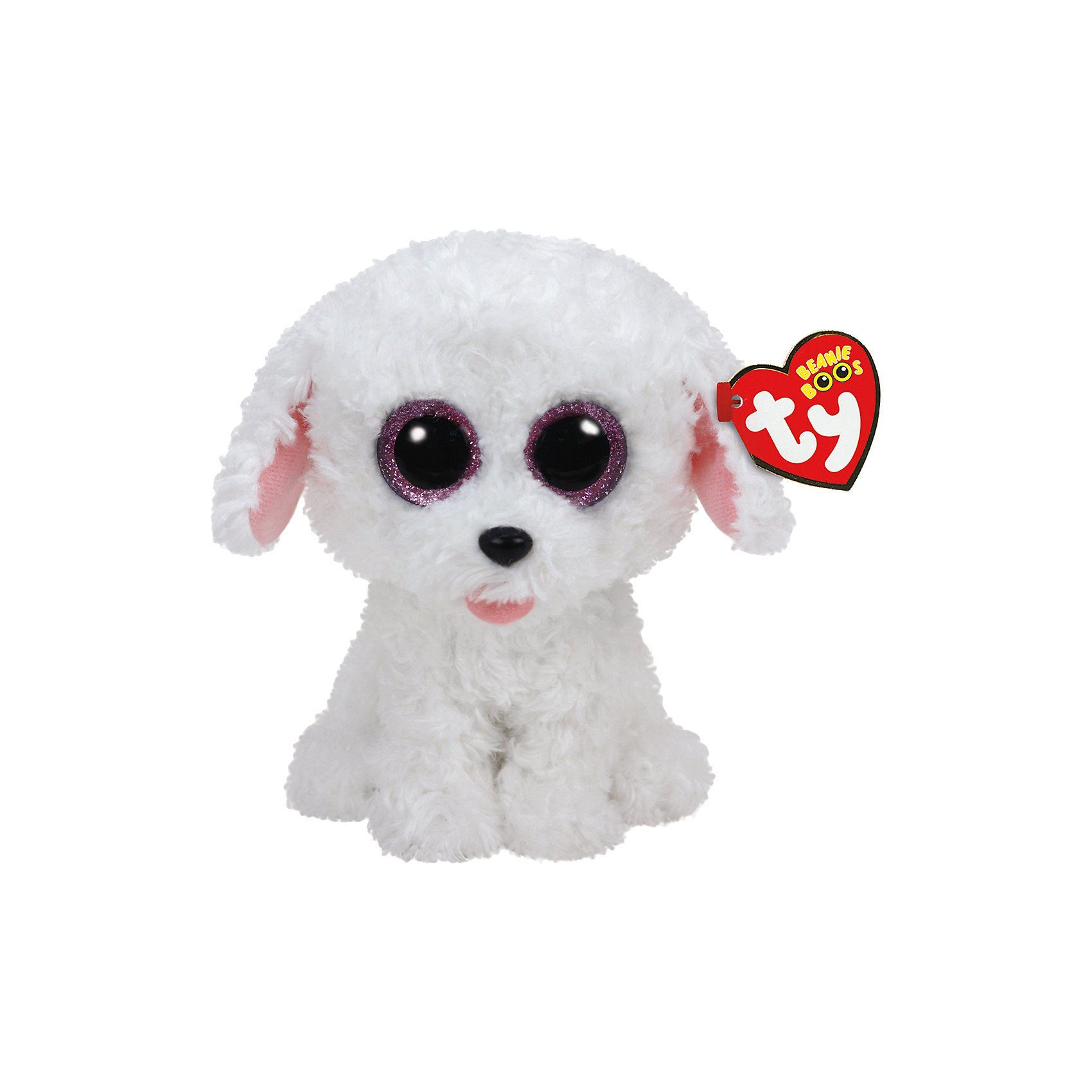 Ty Beanie Boo 15 cm Hund Pippie