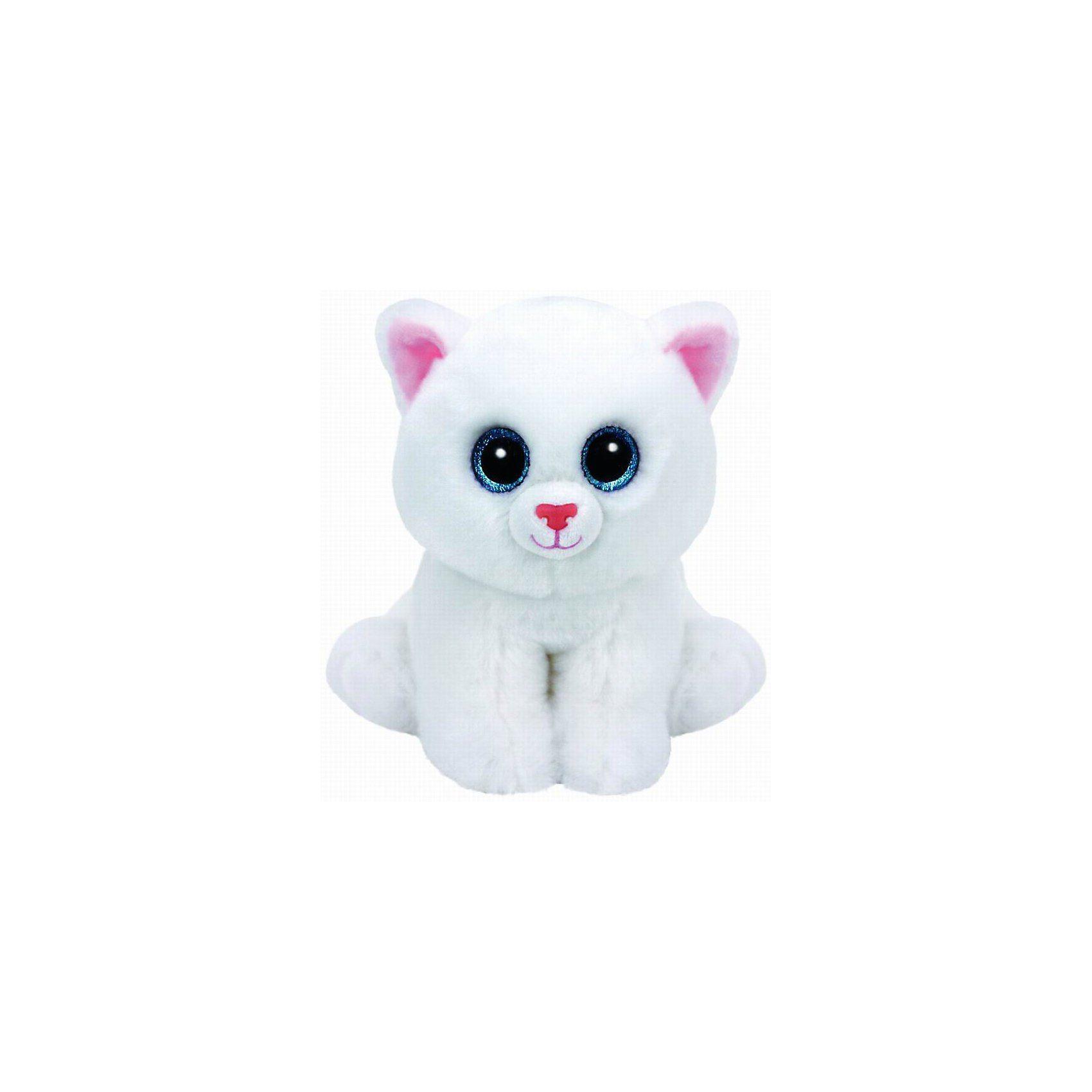 Ty Beanie Babies 15 cm Katze Pearl