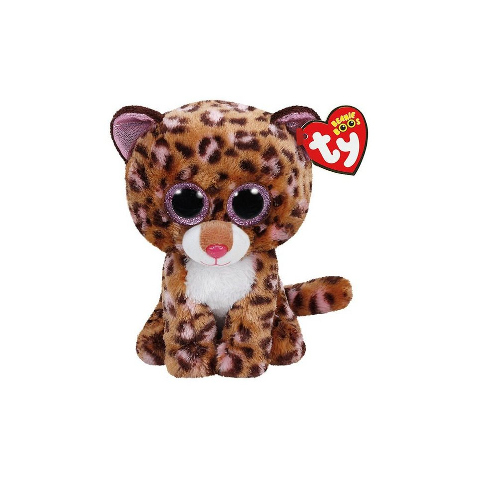 Ty Beanie Boo 15 cm Leopard Patches
