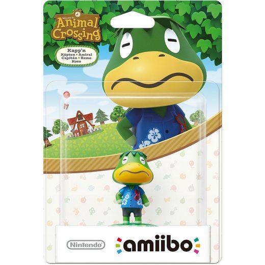 Nintendo amiibo Figur Käpten